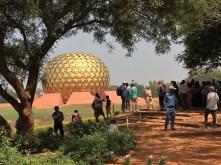 Auroville's focus
