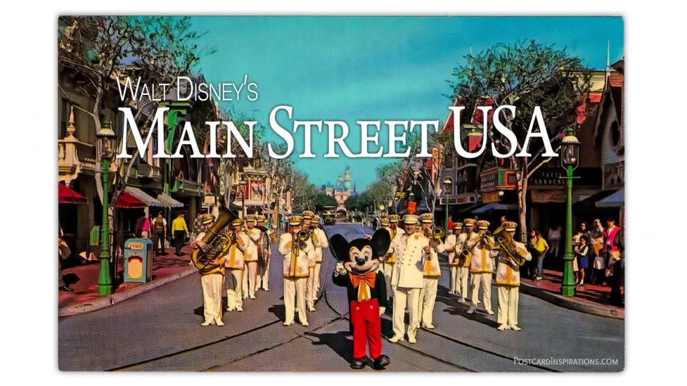 Walt Disney's: Main Street USA