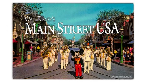 Walt Disney's: Main Street USA