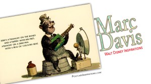 Walt Disney Inspirations: Marc Davis