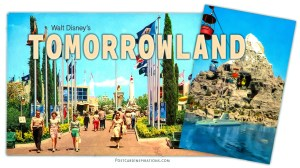 Walt Disney's: Tomorrowland: A Journey Through History