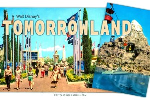 Walt Disney's: Tomorrowland: A Journey Through History