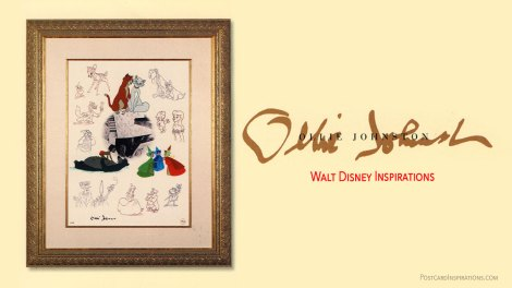 Walt Disney Inspirations: Ollie Johnston