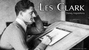 Les Clark: Disney Inspirations