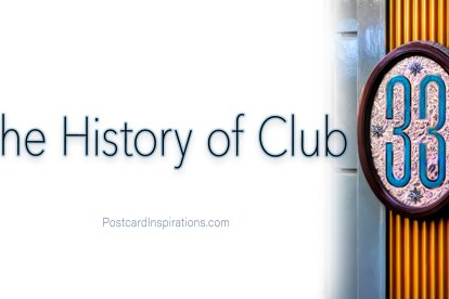 The History of Club 33