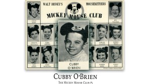 Cubby O'Brien: The Mickey Mouse Club