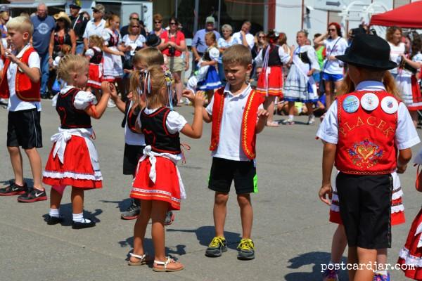 Wilber Czech Dancers