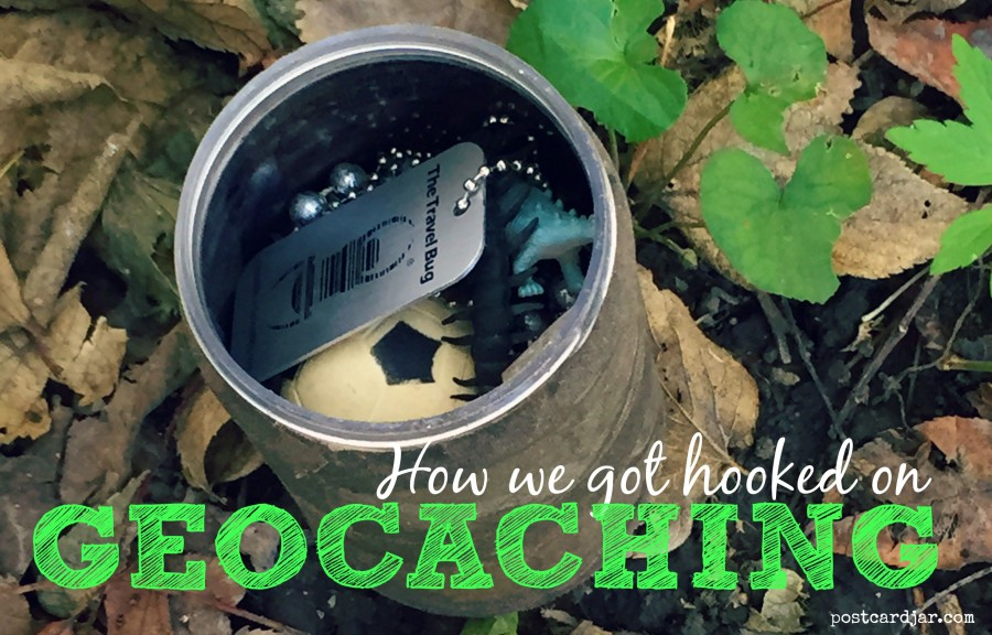 Discovering Geocaching