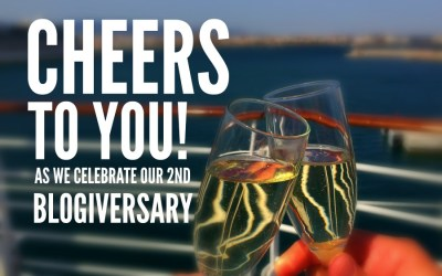 Celebrating our 2nd blogiversary!