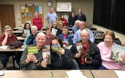 Sharing our Postcards from Nebraska