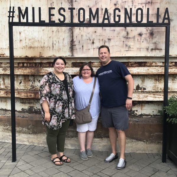 Magnolia Market #milestomagnolia