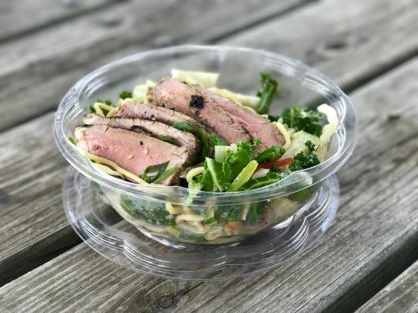 The Pioneer Woman Mercantile Asian steak salad
