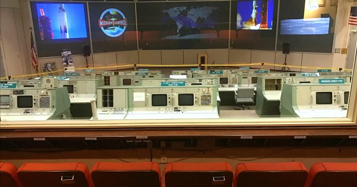 Actually, it is rocket science! Our visit to Space Center Houston