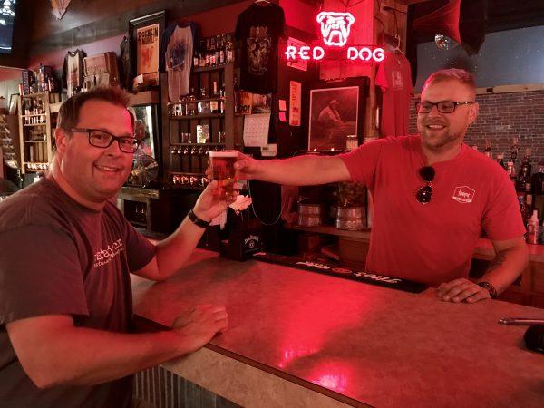 Red Dog Tavern, Crete, Nebraska