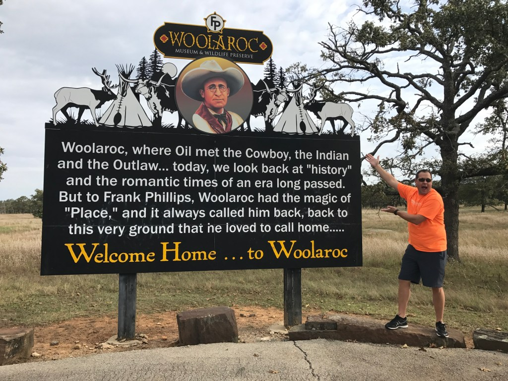 Woolaroc Museum and Wildlife Preserve, Oklahoma
