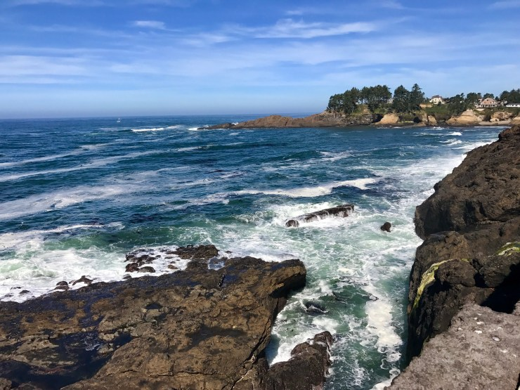 Oregon Coast, Depoe Bay, Oregon