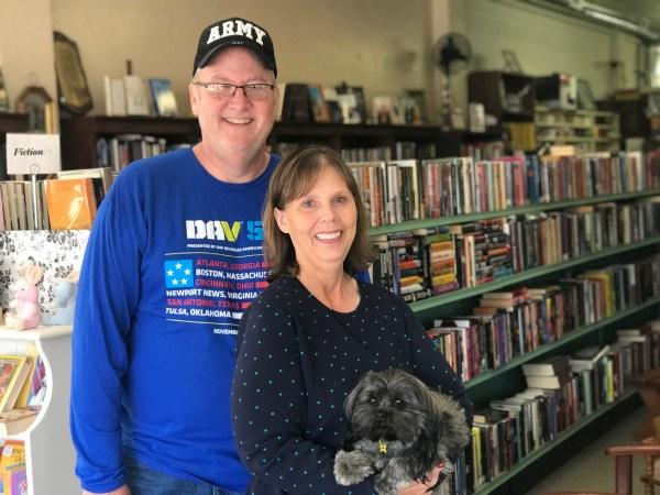 Book Burrow, Pawhuska, Oklahoma