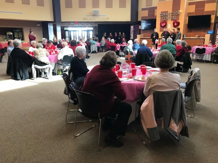 PEP Club at Capitol City Christian Church in Lincoln, Nebraska.