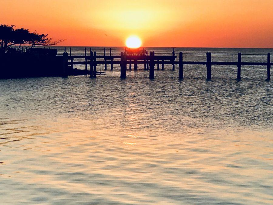 Marathon, Florida, sunset