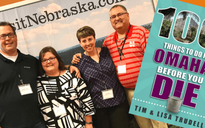 Fellow travel bloggers publish book about one of our favorite cities — Omaha