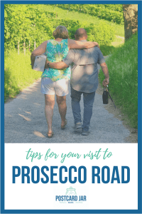 Tips for your visit to Prosecco Road in Valdobbiadene, Italy. #1 - Hire a driver and guide.