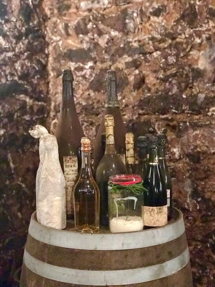Bisol museum wines