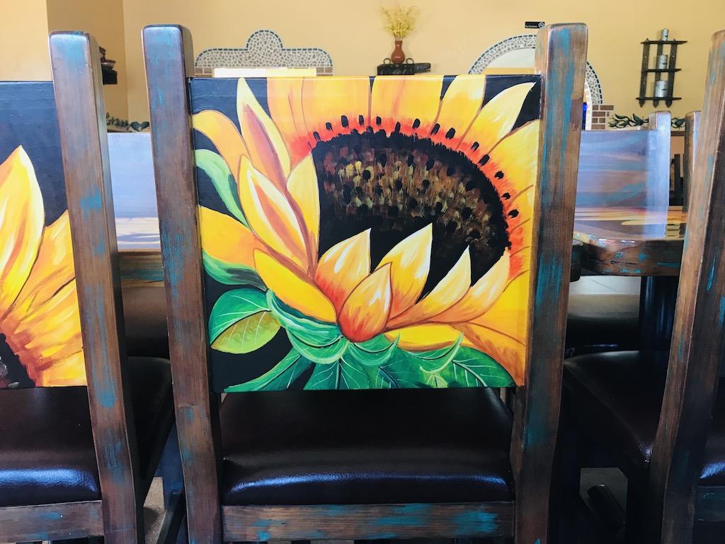 Grinnell Iowa Girasoles Restaurant