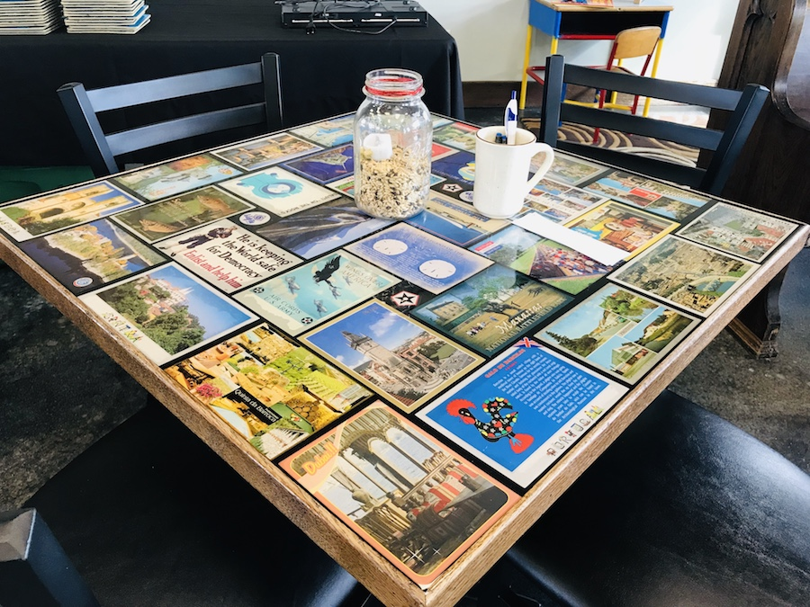 Pivo brewery table top