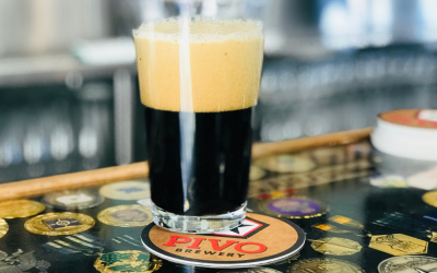 Pivo Brewery and Blepta Studios: Hand crafted beer and beer crafted art