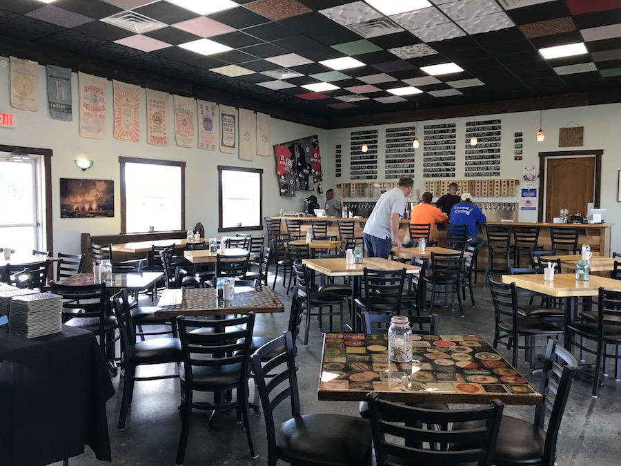 Pivo Brewery taproom