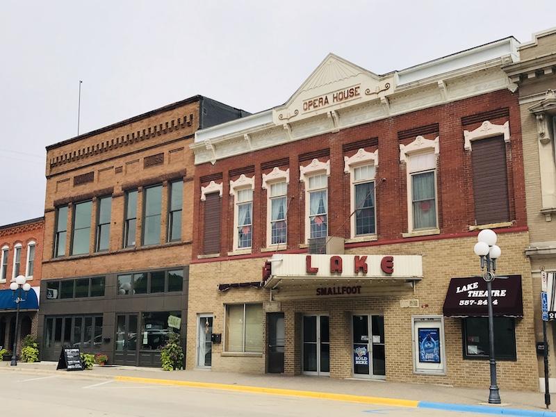Lake Theater, Clear Lake, Iowa