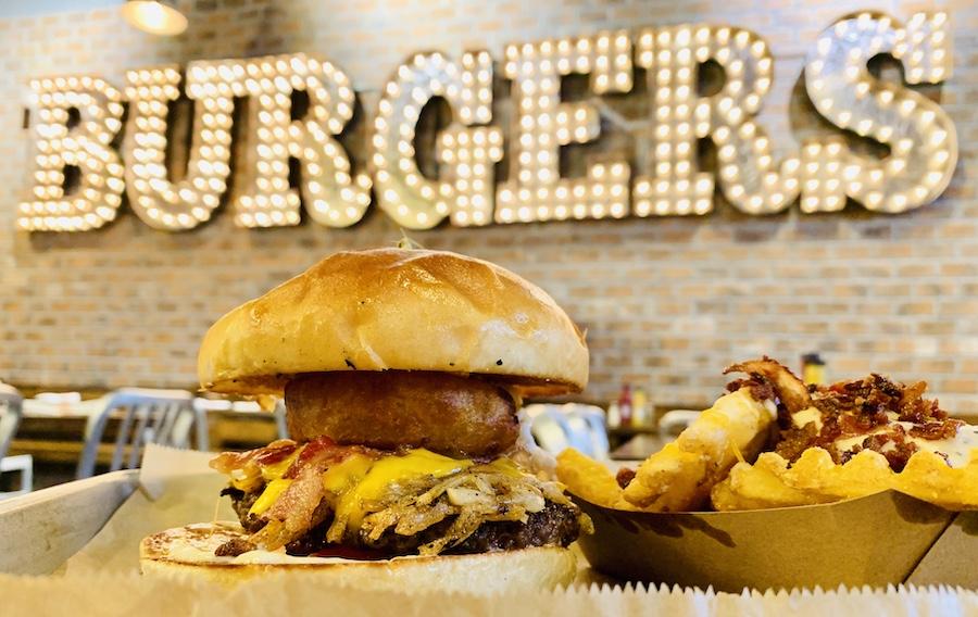 Angus Burgers and Shakes