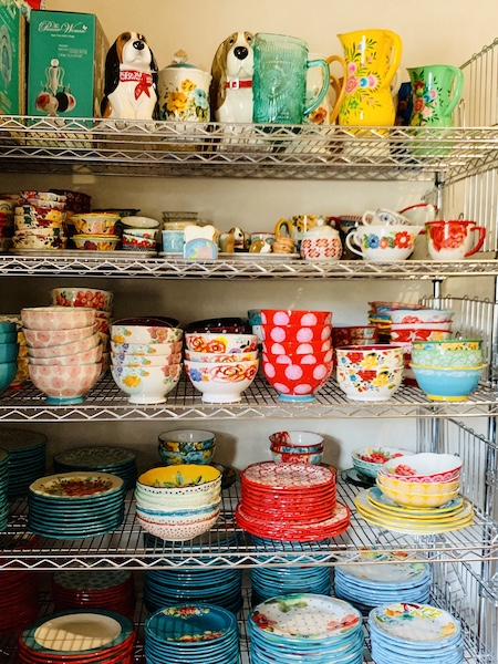 Lodg at Ree Drummond's Ranch kitchen supplies