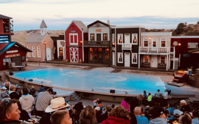 We're headed to Medora, North Dakota, for the musical and so much more
