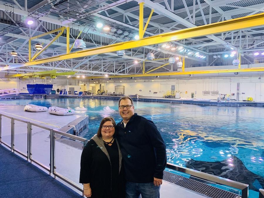 Georgia Aquarium big tank