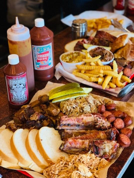 Rosedale Bar-b-que Kansas City Kansas