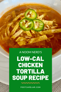 noom soup recipe