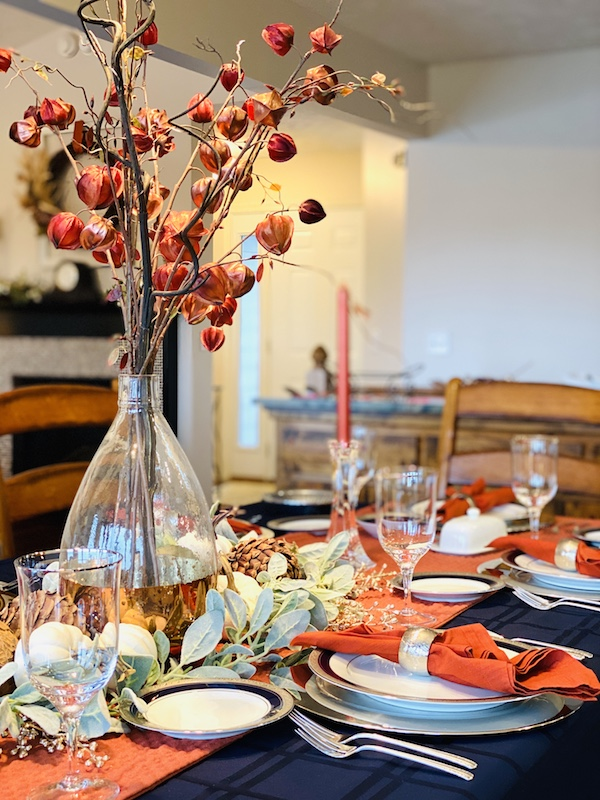 Thanksgiving tables cape ideas