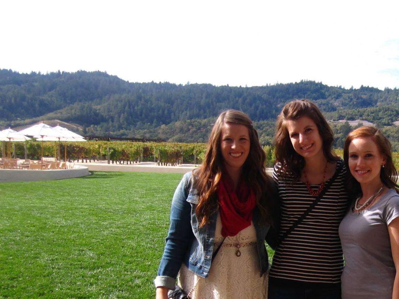Girls' Getaway to San Francisco & Napa Valley