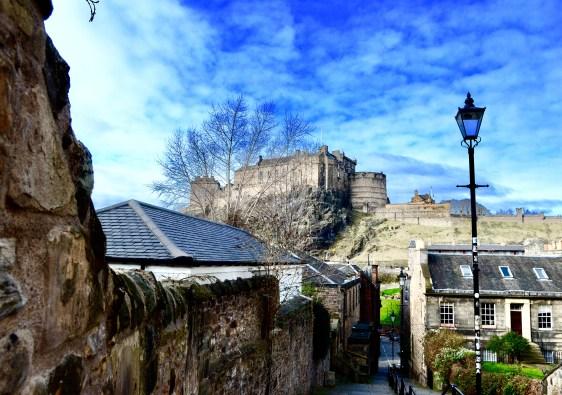 Stepping Into Another Era in Edinburgh, Scotland