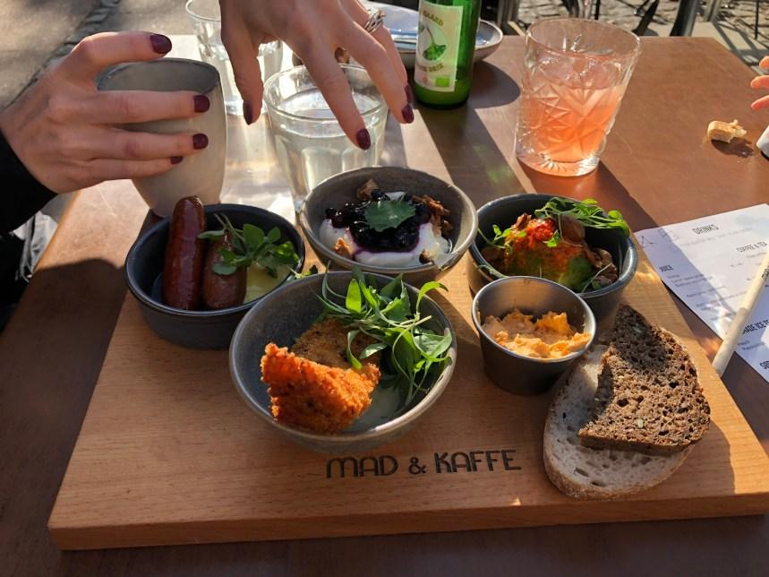 Mad & Kaffe in Copenhagen