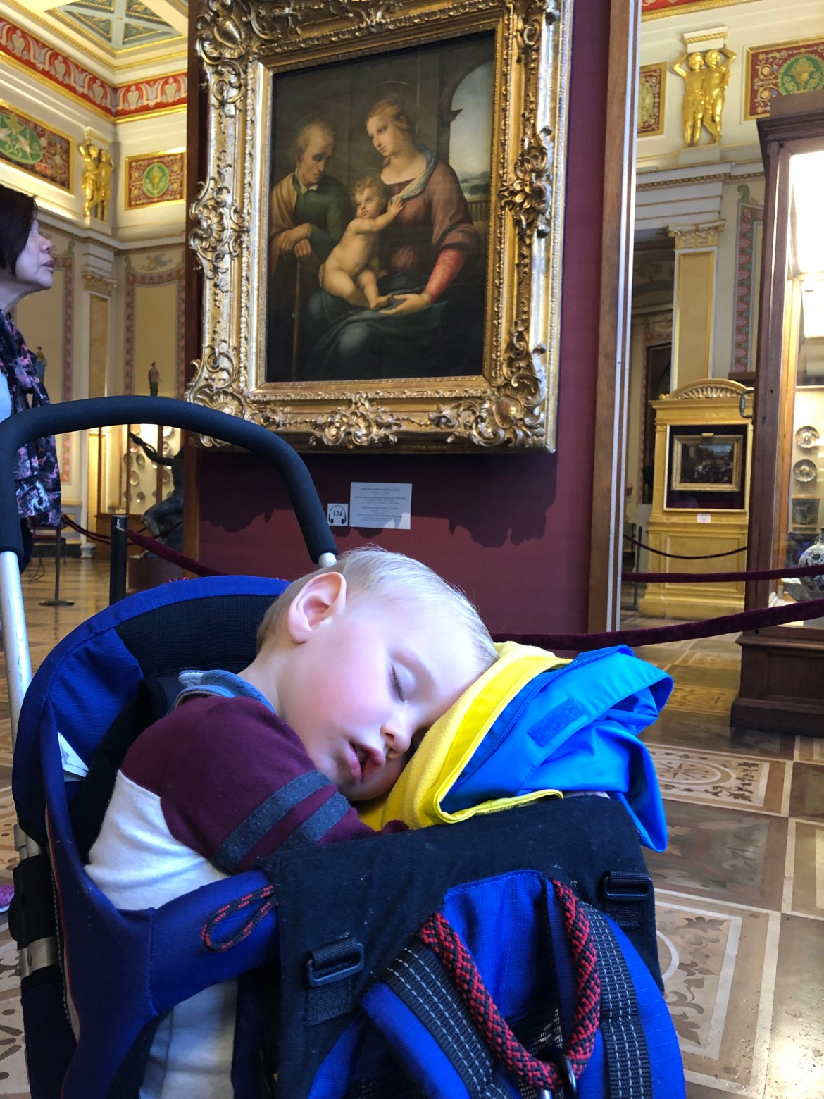 2 Day Tour with a Toddler in St. Petersburg, Russia