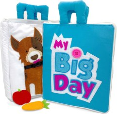 quiet book board must have kid travel item