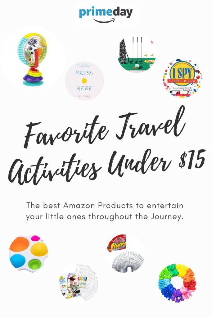 Favorite Travel Activities Under $15