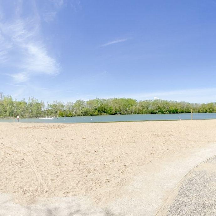 Fox Brook Park Beach
