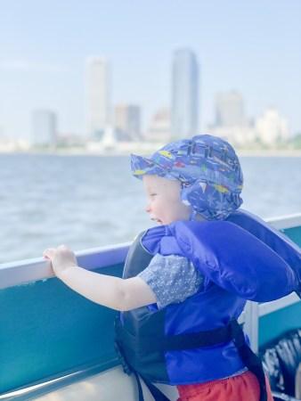 Kids Lake Michigan   Kid Friendly Milwaukee Boat   Outdoor Kid Activities Near Milwaukee