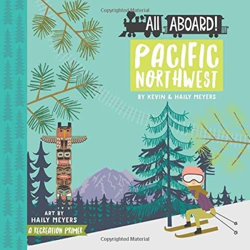 Best Travel Gifts Children's Book Northwest 2