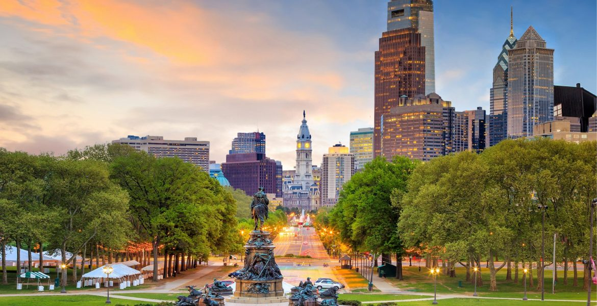 Philadelphia with an Infant Travel with Kids