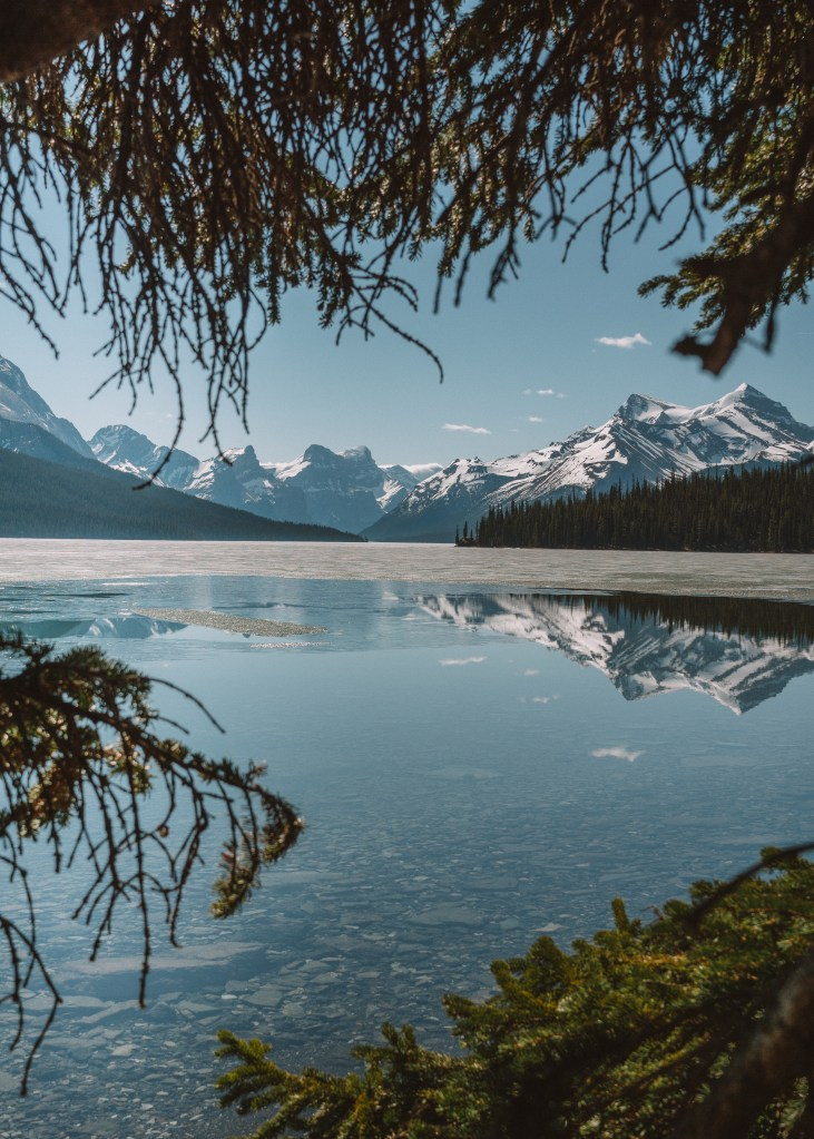 Maligne Lake, Jasper National Parl