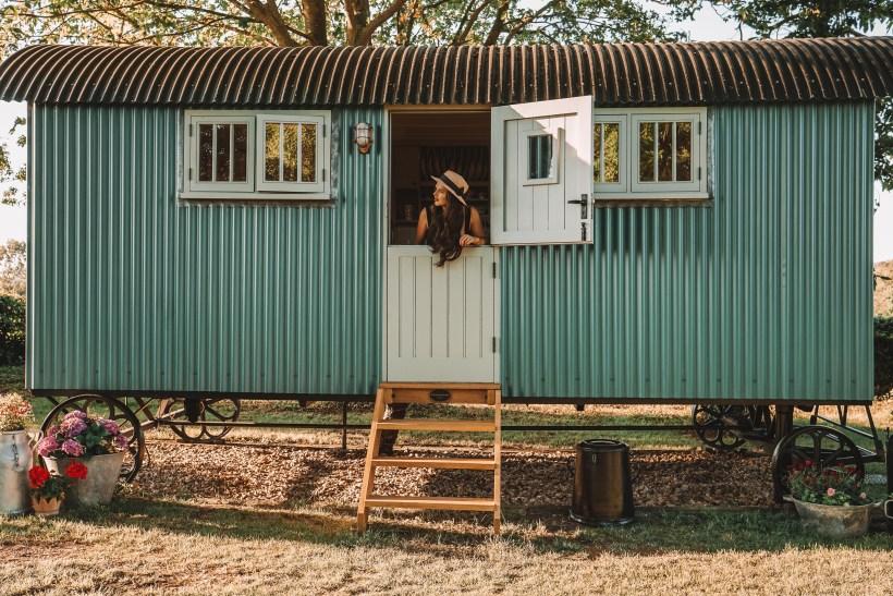 The Scrumpy Shepherd, Suffolk